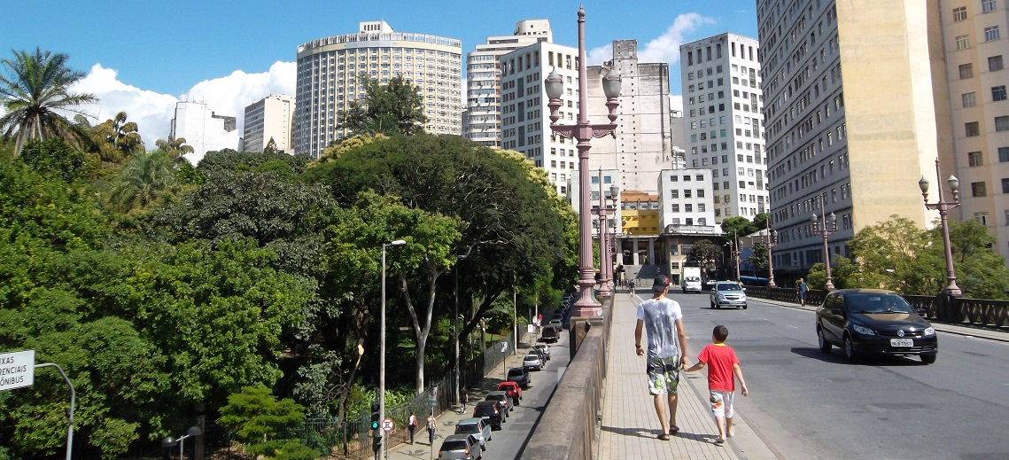Belo Horizonte, Brazil. Photo by EMBARQ.