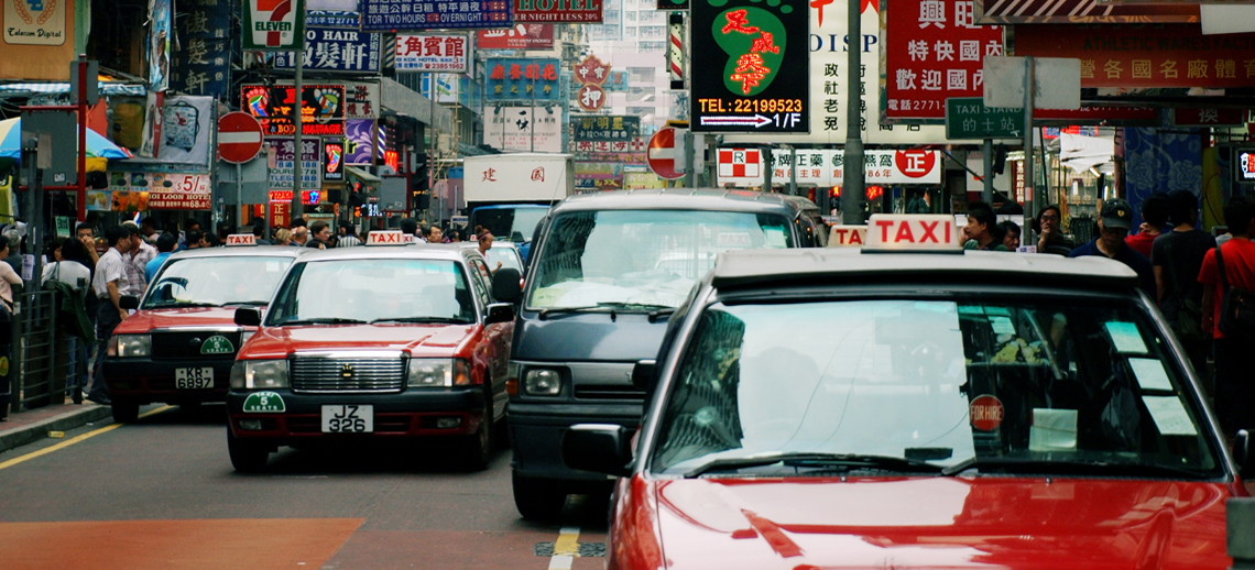 Unprecedented Urbanization Has Led To A Spike In Car Ownership Chinese Cities Gridlocking Streets And Posing Huge Challenge For City Officials