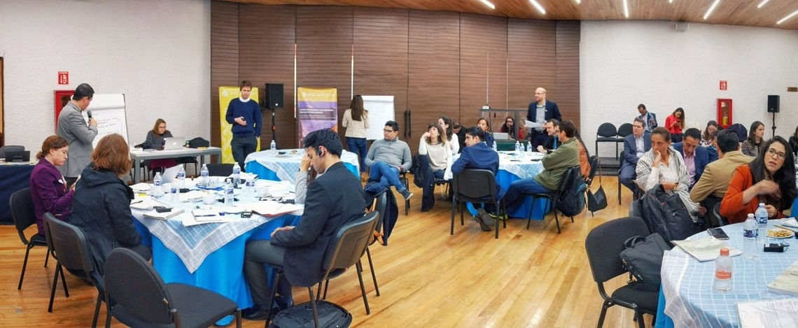 Mexico City Workshop Helps Cities Advance Municipal Building Energy