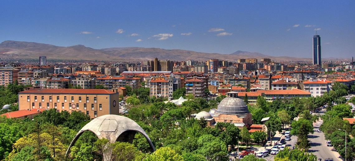 Konya, Turkey. Photo by Günce Akkoyun/Compfight.