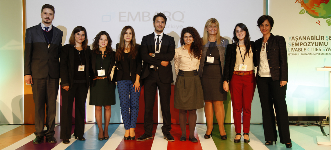 Livable Cities Symposium, EMBARQ Turkey