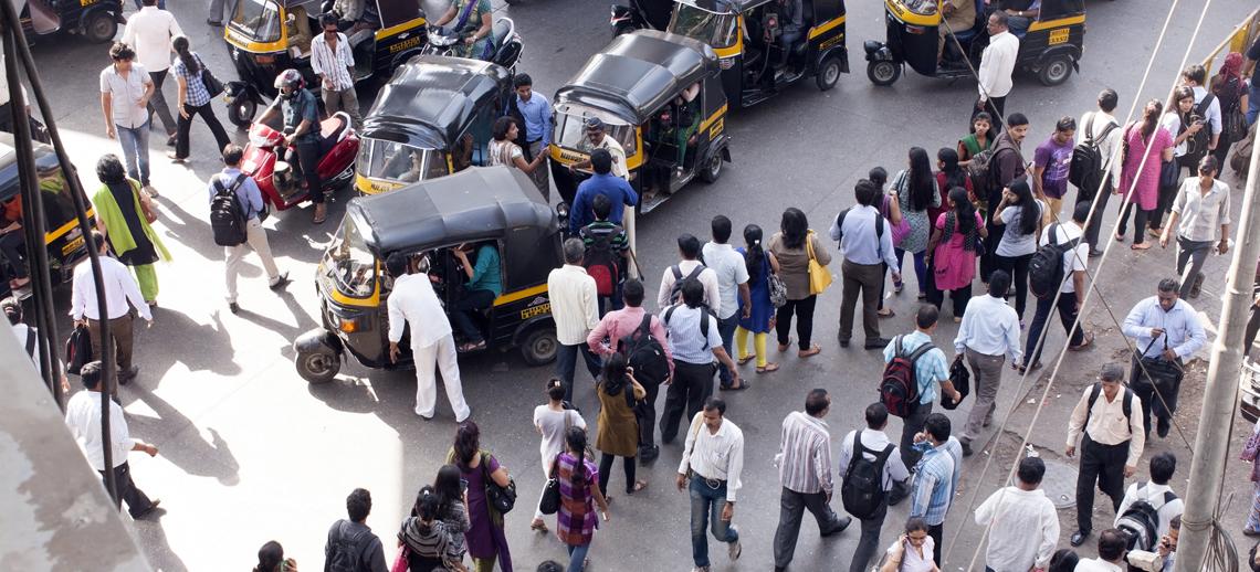 Creating safer roads in Mumabi, India