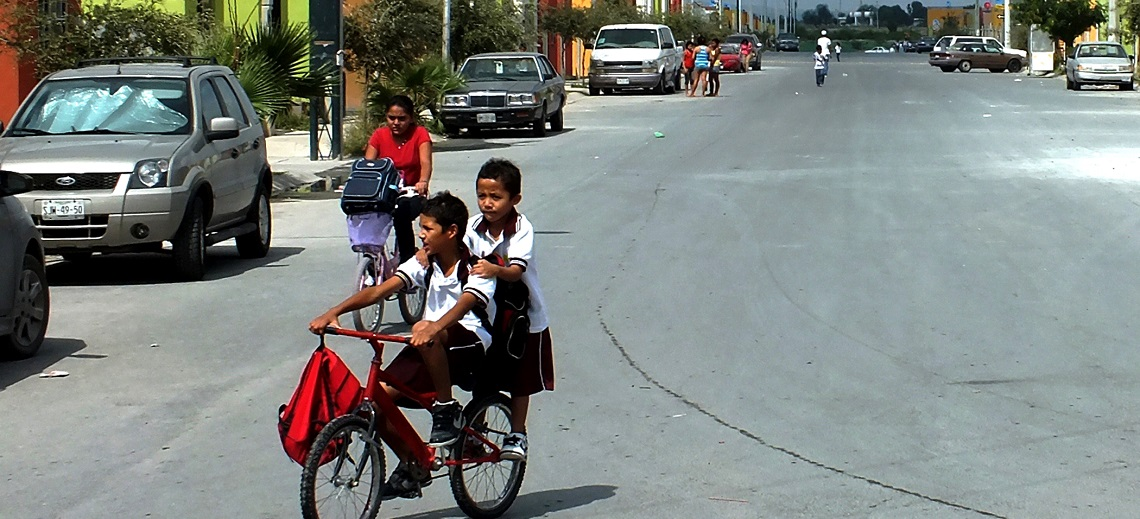 Los Pilares, Monterrey, Mexico. Photo by Julie Clerc/EMBARQ Mexico.