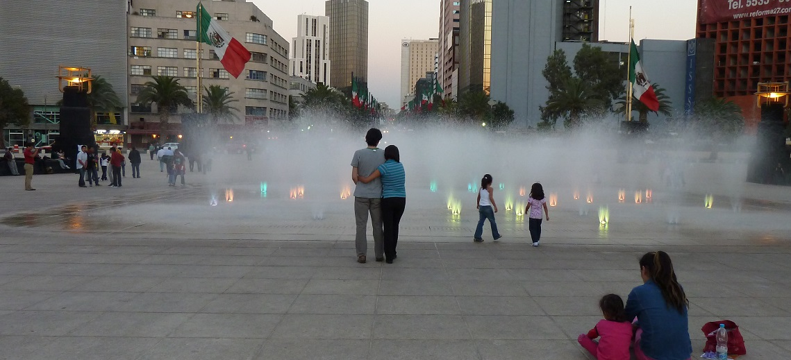 Plaza de Republica, Mexico City. Photo by Dani Simons/Flickr.
