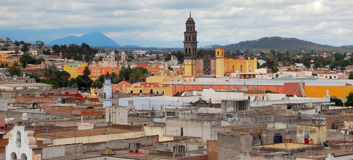 Puebla, Mexico. Photo by Russ Bowling/Flickr.