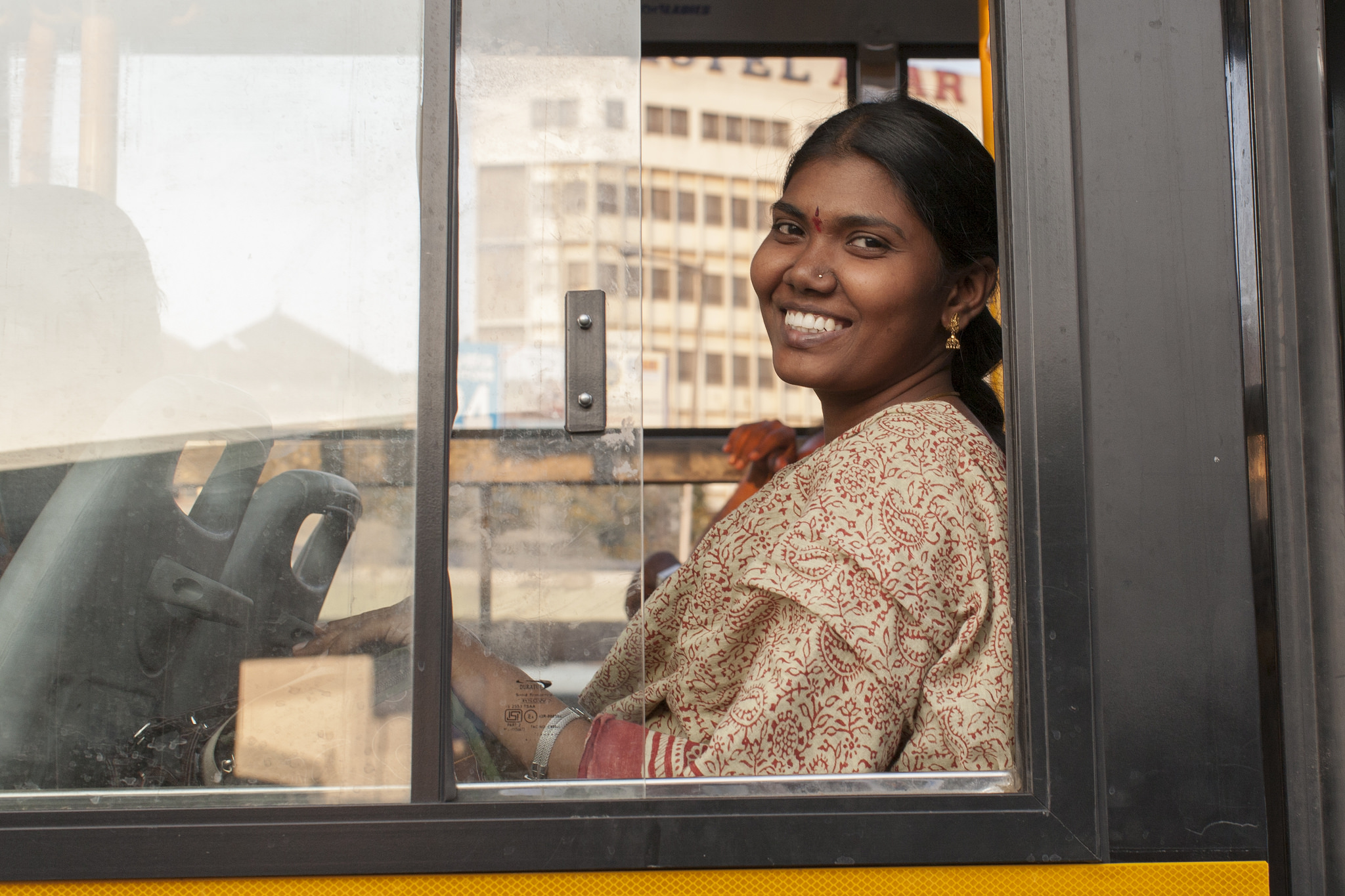 BIG Bus: People-oriented sustainable transport for Bangalore