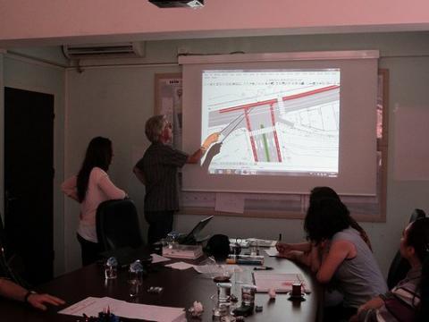 EMBARQ Türkiye Director Sibel Bulay at workshop