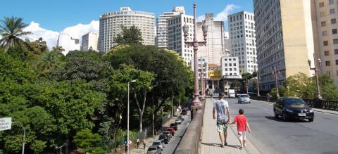 Belo Horizonte, Brazil. Photo by EMBARQ.