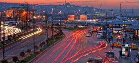 Istanbul, Turkey. Photo by Novemberdelta/Flickr.