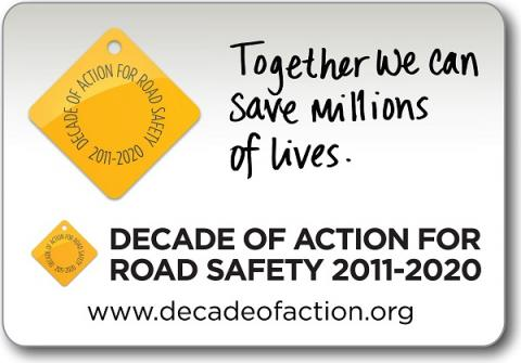 Road Safety Tag