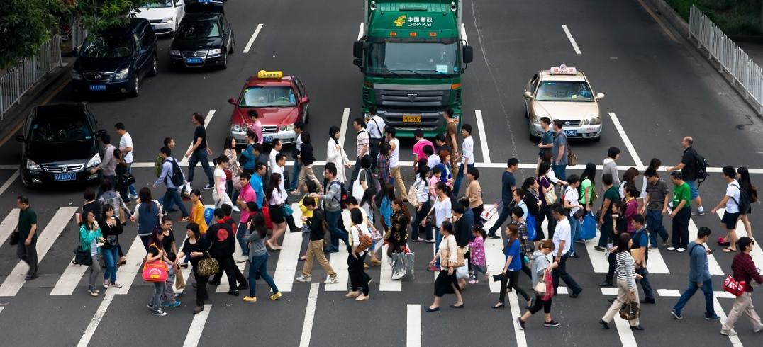 Unlocking China's urban potential. Photo by GuoZhongHua/Shutterstock.