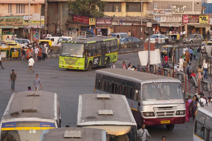 A new era for bus transport in Bangalore